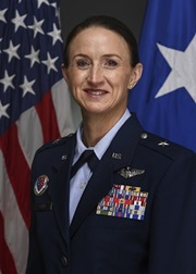 Link to biography of Brig. Gen. Anita L. Fligge