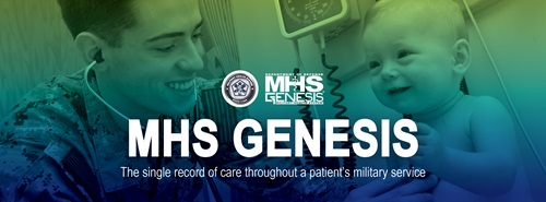 The Facebook and Twitter banners are to promote MHS GENESIS on your facility's social media.