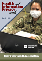 Image for Health and Information Privacy Week