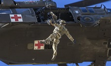 Expeditionary Care, Medevac Helicopter