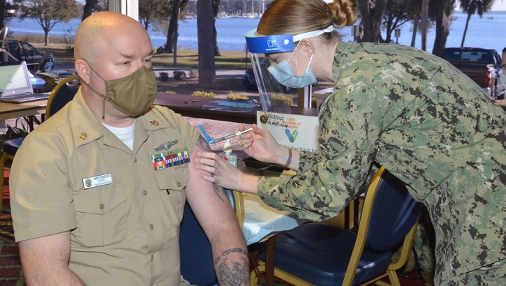 Links to DOD surpasses 2 million COVID-19 vaccines worldwide
