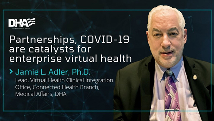 Links to Partnerships, COVID-19 are catalysts for enterprise virtual health
