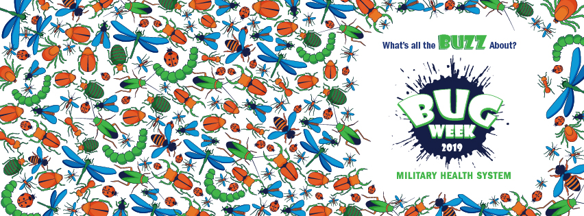 Join the fun! Download this banner and use it as your temporary Facebook cover photo during Bug Week.