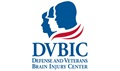 Graphic logo for the Defense and Veterans Brain Injury Center