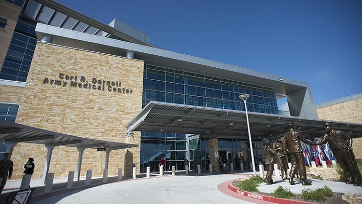 Carl R. Darnall Army Medical Center. The military treatment facility transition to DHA, according to Bono, should be seamless to the patients, but provide a more consistent and transparent process for accessing care across all the military services. (U.S. Army File photo)