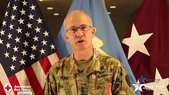 Image of  Army Lt. Gen. (Dr.) Ronald J. Place, director of the Defense Health Agency,