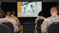 Some sexually transmitted infections are on the rise in the military. To increase awareness, members of Team McConnell attend a briefing on STIs at McConnell Air Force Base, Kansas. (U.S. Air Force photo by Airman 1st Class Alexi Myrick)