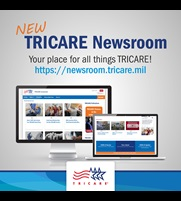 TRICARE Newsroom Infographic