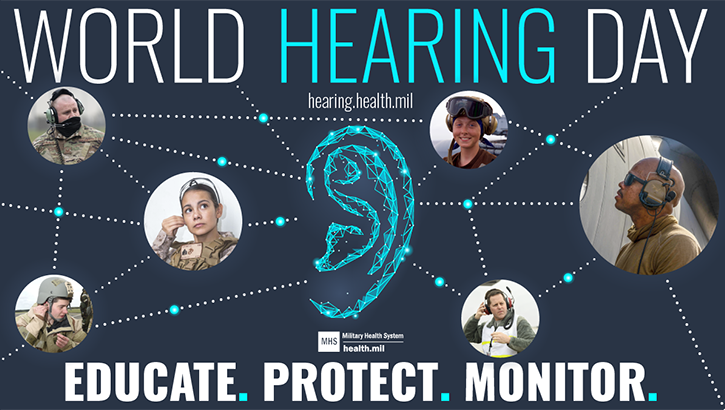 Links to Strategies for hearing loss prevention help service members stay ready