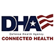 Logo of the DHA Connected Health Branch