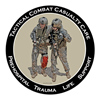 Logo for Tactical Combat Casualty Care